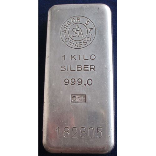 Silber 999 Metall 99.9%...