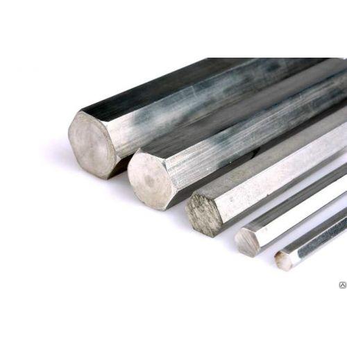 AluSechskant Ø 13-36mm Aluminium Sechskantstange wählbar 6-kant Alu Stange 6kant,  Aluminium