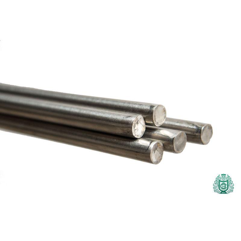 Stange 0.4mm-3.5mm 1.4301 V2A 304 Edelstahl Rundstab Profil Rundstahl 2 Meter,  Edelstahl