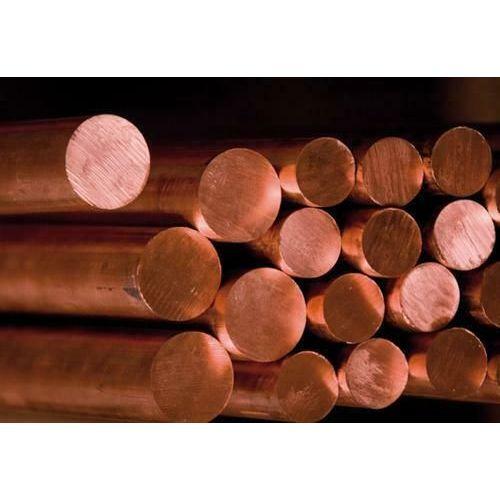 Stange Ø2-25mm Kupfer 2.0090 Rundstab С10999 Stab Cu Rundmaterial 2 Meter,  Kupfer