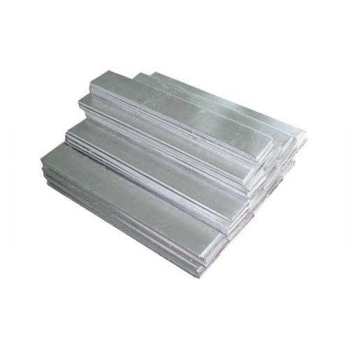 Nickel 99% rein Anode Blech Platte 8x200x50-8x200x1000mm Roh Galvanik Elektrolyse,  Nickel Legierung