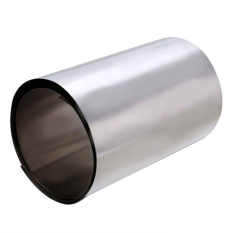 Titanband Dicke 0.1-0.5mm Titan 3.7025 Breite 100mm Band 0.1 Meter bis 50 Meter,  Titan