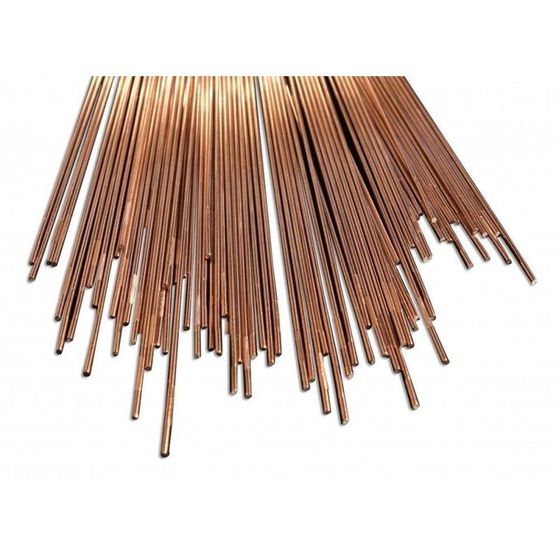 Schweißelektroden Ø 0.8-5mm Schweißdraht Stahl 120S-1 1.8983 Schweißstäbe,  Schweißen und Löten