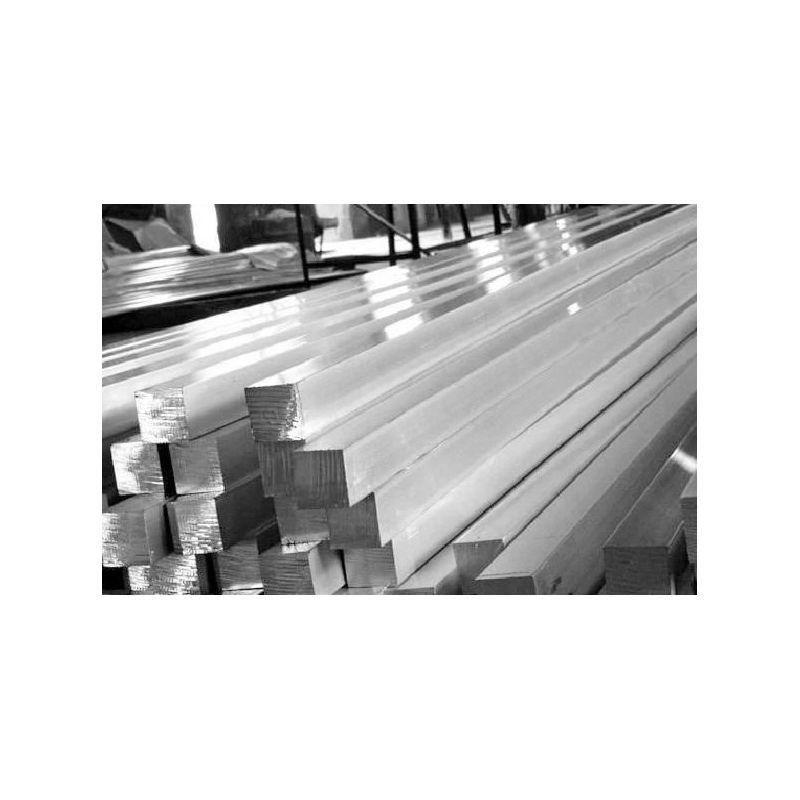 Vierkantstab St35 Ø5x5-40x40mm Stahl Quadratstab Fe Vierkantstahl Vollmaterial 2 Meter,  Stahl