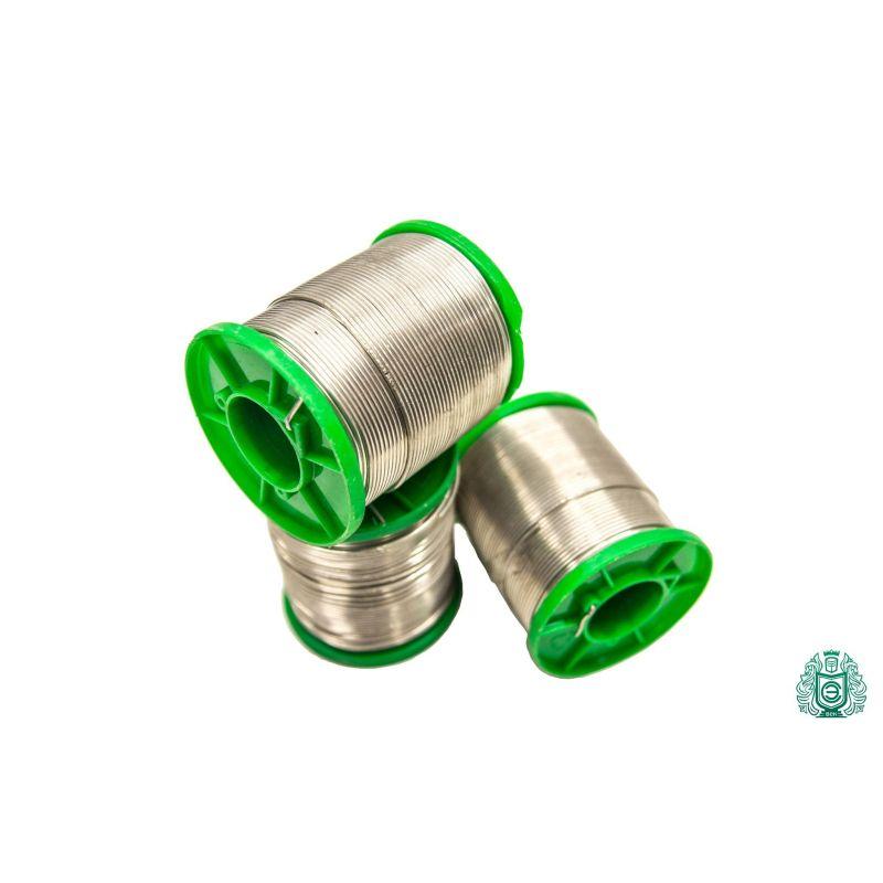 Lötzinn Sn95.5Ag3.8Cu0.7 Silber Lötdraht 1mm Flüssmittel 2% bleifrei 25gr-1kg,  Schweißen und Löten