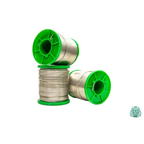 Sn99.3Cu0.7Ni Lötzinn Lötdraht 1mm mit Flüssmittel 25g-1kg,  Schweißen und Löten