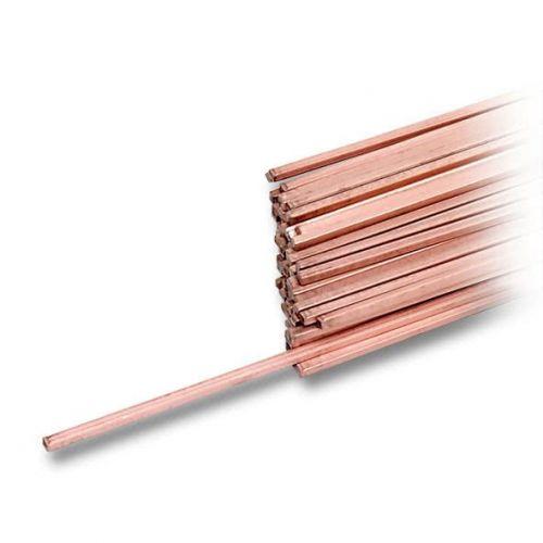L-Ag15P Stäbe 2mm Kupfer-Phosphor-Silber-Legierung 25gr-1kg Lötdraht Lötzinn,  Schweißen und Löten