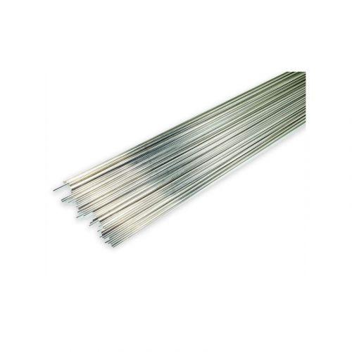 Silberlotstangen Lötdraht L-Ag55Sn dia 2mm Cadmiumfrei 25gr-1kg Lötzinn,  Schweißen und Löten