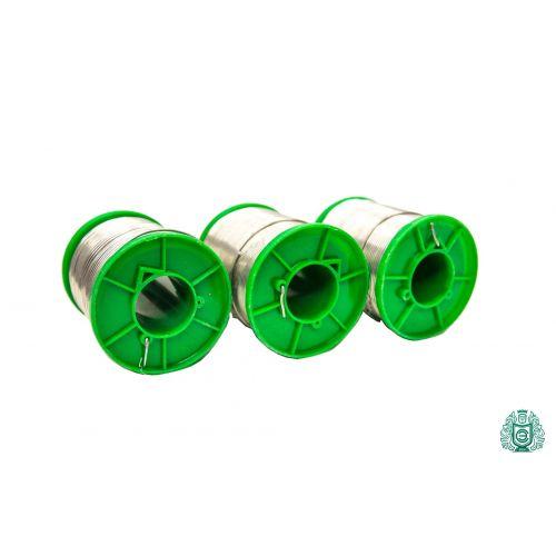 Lotzinn Lötdraht Cu93Sn6 dia 1-1.8mm ohne Flüssmittel nich bleifrei 25gr-1000gr,  Schweißen und Löten