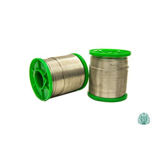 Lotzinn Lötdraht Sn97Cu3 dia 2.5mm ohne Flüssmittel nich bleifrei 25gr-1000gr Ei,  Schweißen und Löten