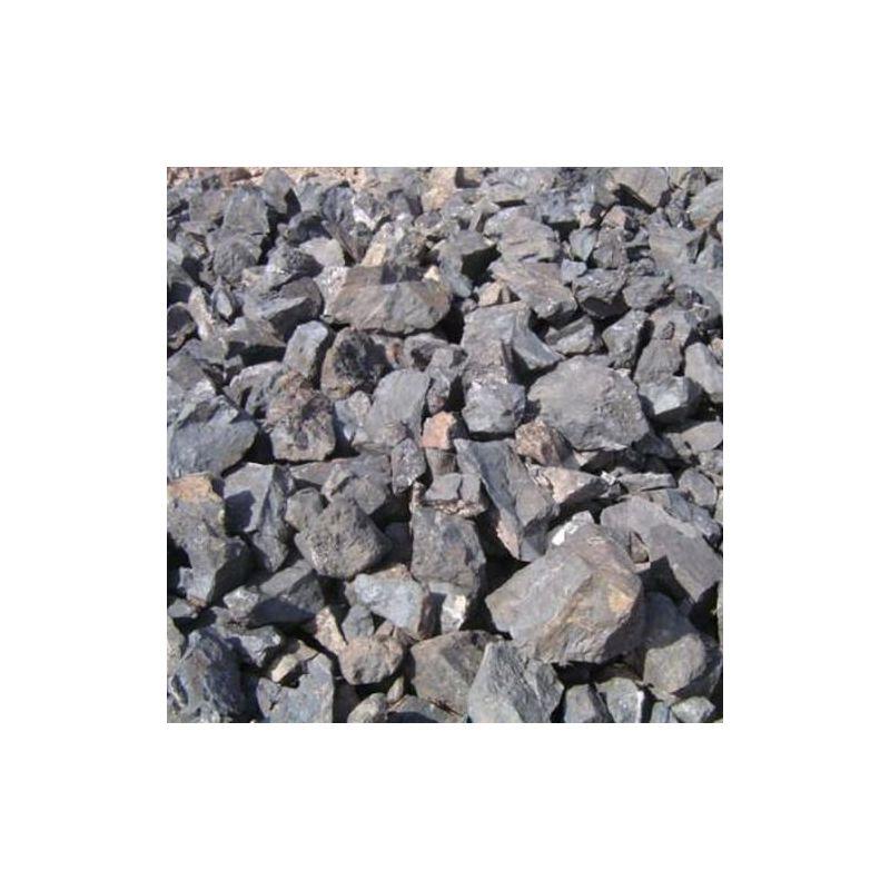 Manganese Lump Mn 99.9% Element 25 rein Metall Granulat 10kg Manganklumpen