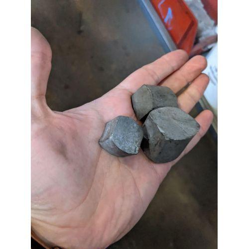 Tungsten Scrap W 99.9% element 74 Nugget rein metall 10kg Wolfram