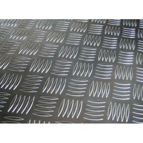 Aluminium Riffelblech 3/5mm Platten Al Bleche Aluplatte Feinblech wählbar