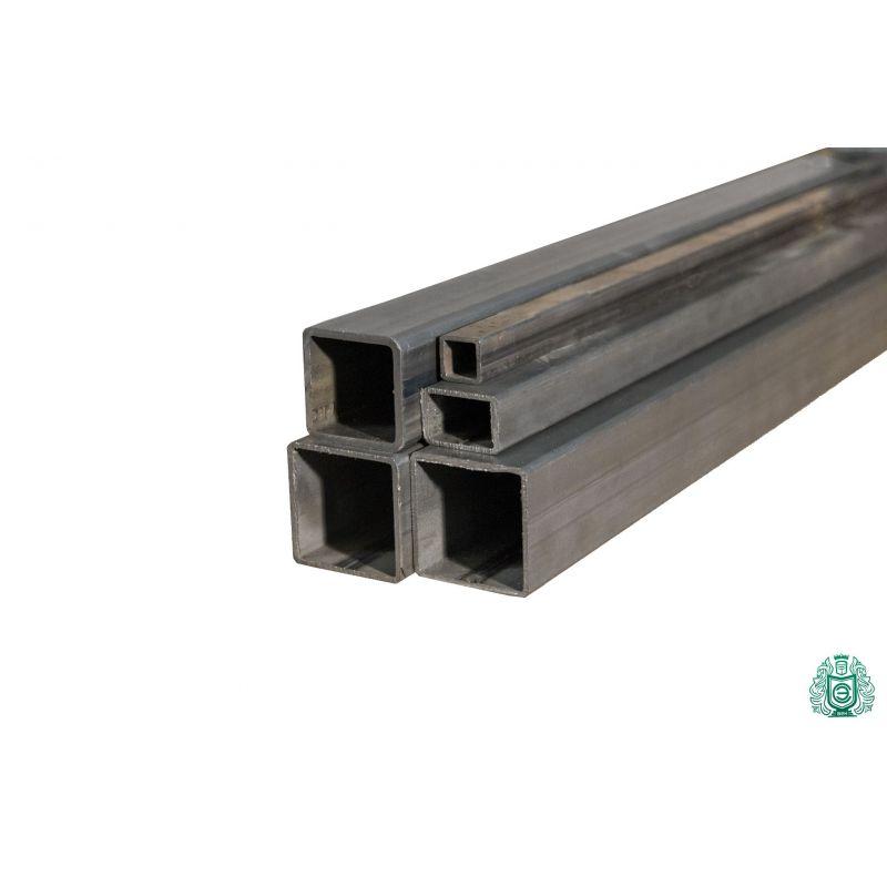 Quadratrohr Stahlrohr Hohlprofil Stahl Vierkantrohr dia 12x12x1.5 bis 100x100x3 0.2-2 Meter
