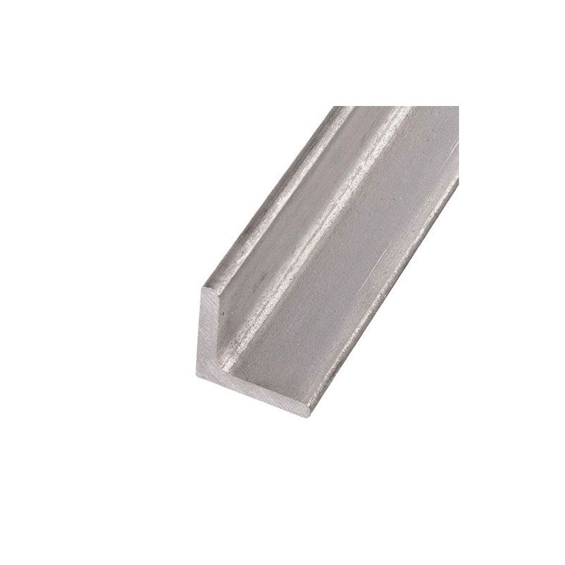 Edelstahl L-profil Winkel gleichschenklig 40x40x4mm-60x60x6mm 0.25-2 Met