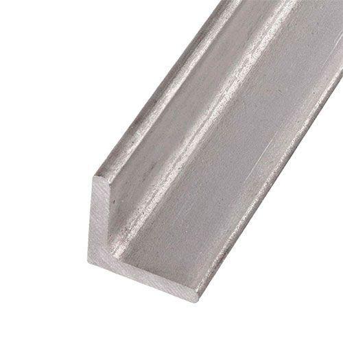 Edelstahl L-profil Winkel gleichschenklig 40x40x4mm 0.25-2 Met
