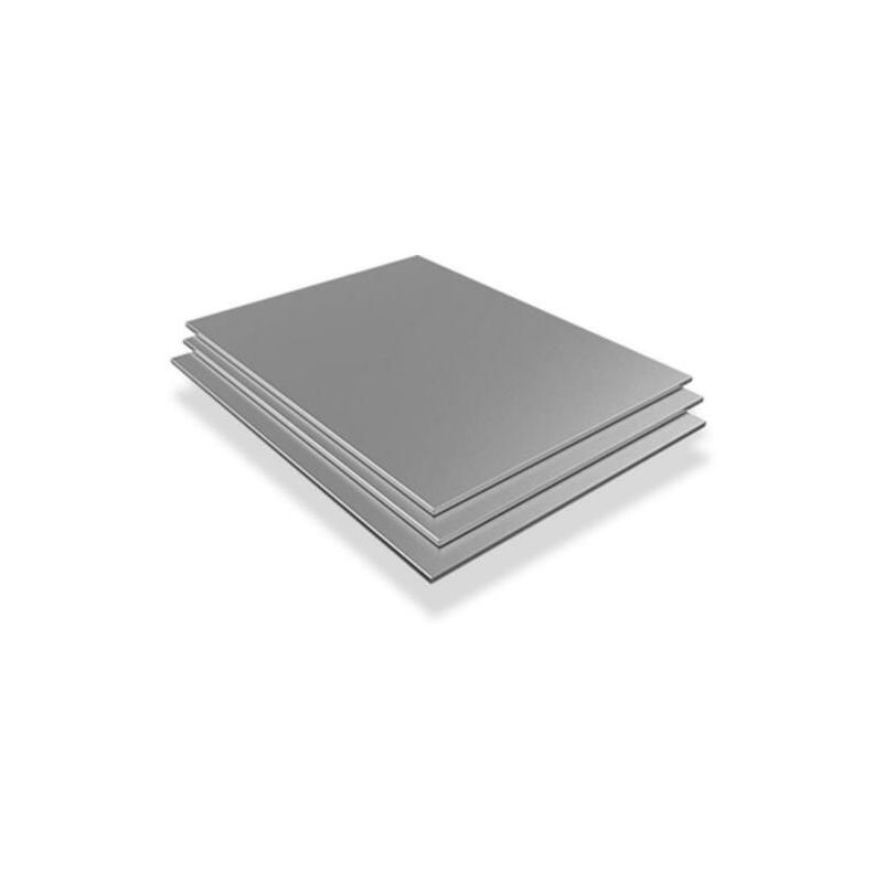 Edelstahlblech 0.5mm V2A 1.4301 Platten Bleche Zuschnitt 100 mm bis 2000 mm Blech