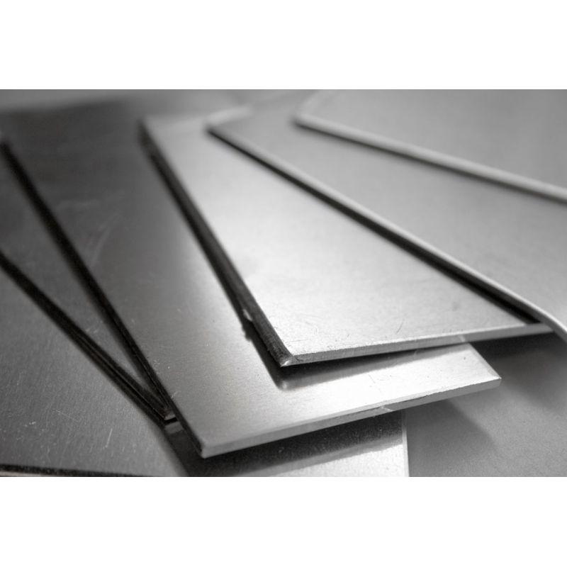 Nickel 200 Blech 1.5-3mm Zuschnitt Platten 2.4060 Alloy 200 Ni 99.9% 100-1000mm