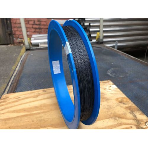 Molydän Draht 99.9% von Ø 0.05mm bis Ø 5mm Rein Metall Element 42 Wire Molybdenum
