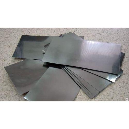 Cadmium 99.9% rein Anode Blechplatte 10x300x1000mm Galvanik Elektrolyse