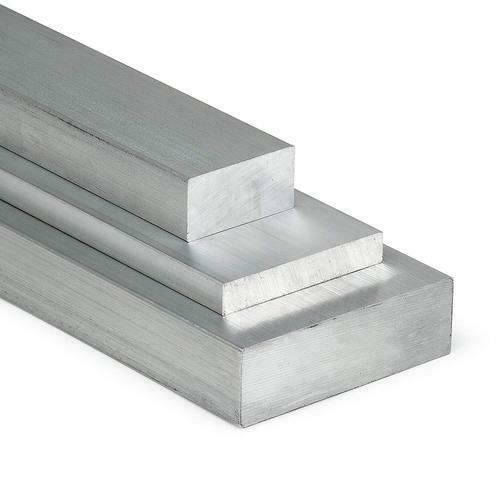 Aluminium Flachstange 30x2mm-90x12mm AlMgSi0.5 Flachmaterial Aluprofil 1 Meter