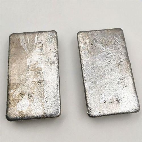 Bismut Bi 99.95% Element 83 Barren 5gramm bis 5kg rein Metall Bismuth Wismut