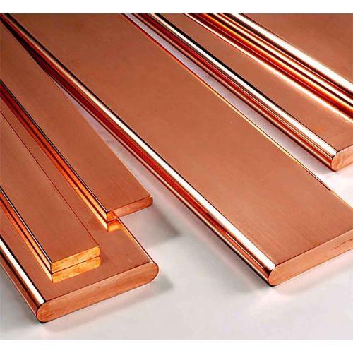 Kupfer Flachstange 30x2mm-90x12mm Streifen Blech zugeschnitten 2 Meter