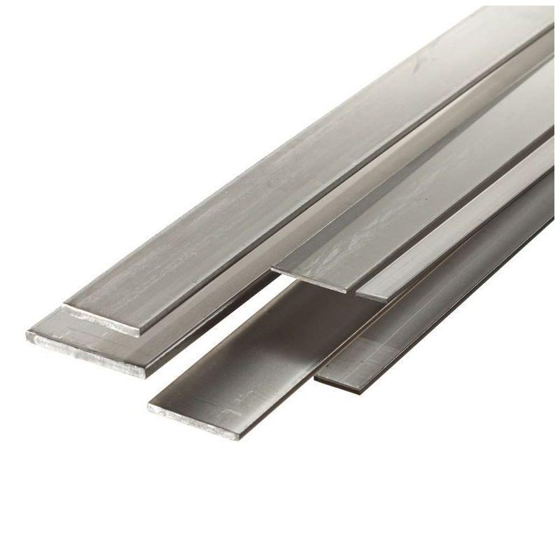 Stahl Flachstange 30x2mm-90x12mm Streifen Blech zugeschnitten 1.5 Meter