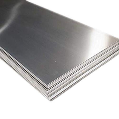 Edelstahlblech 4mm-6mm 316L Wnr. 1.4404 Platten Bleche Zuschnitt 100 mm bis 1000 mm