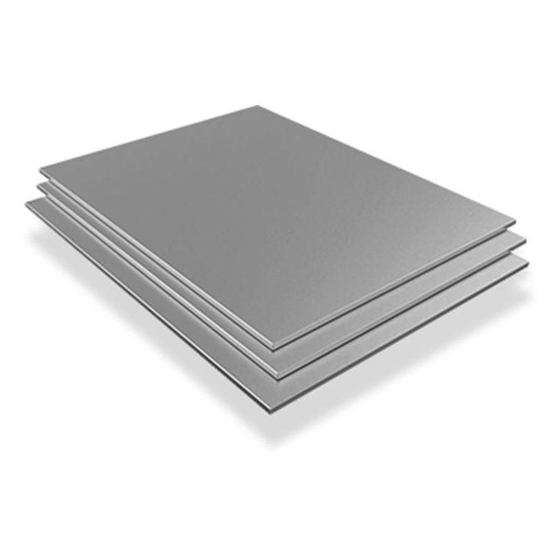 Edelstahlblech 8mm 318Ln DUPLEX Wnr. 1.4462 Platten Bleche Zuschnitt 100 mm bis 2000 mm
