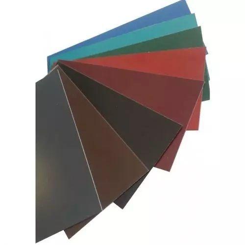 Stahl Flachstange 0.5mm Farbe Streifen Blech zugeschnitten 0.5-1 Meter