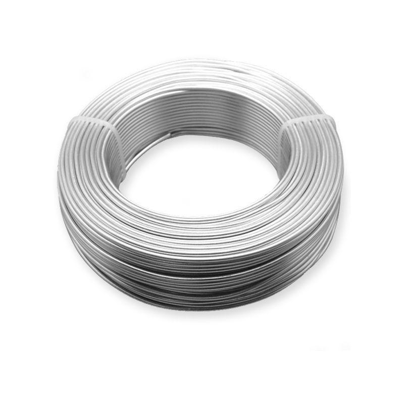 Ø 0.5-5mm Aluminium Draht Bindedraht Gartendraht Basteln 2-750 Meter