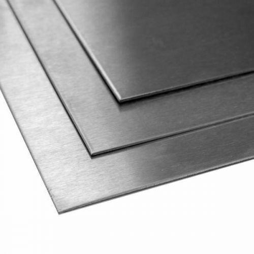 Titanblech Grade 5 2mm Platte 3.7165 Titanblech Zuschnitt 100mm bis 2000mm