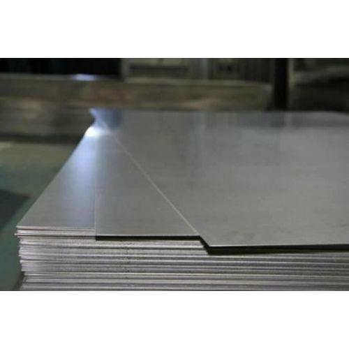 Titanblech Grade 5 6mm Platte 3.7165 Titanblech Zuschnitt 100mm bis 2000mm