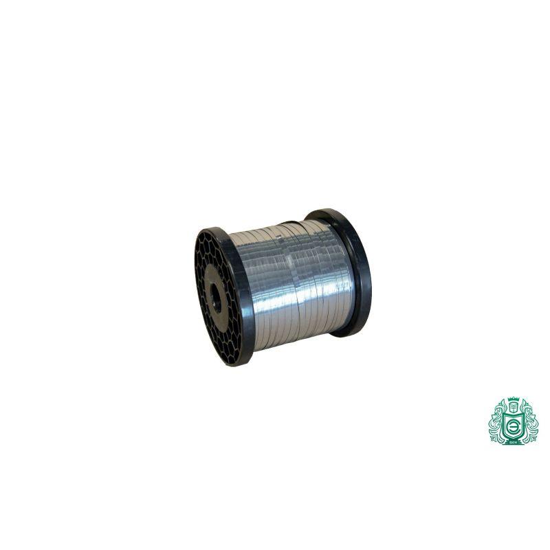 Band Blechband 0.1x0.5mm bis 0.15x6mm 2.4869 Nichrom Flachdraht Band 1-50 Meter,  Nickel Legierung