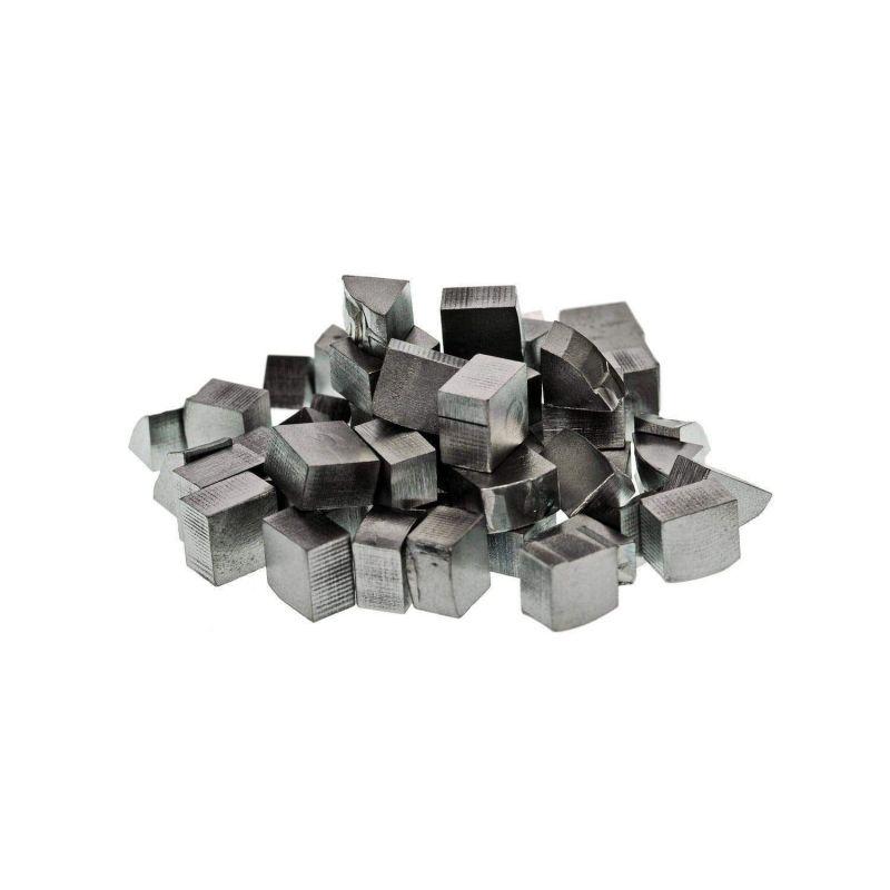 Hafnium Reinheit 99.9% Metall Pure Element 72 Barren 5gr-5kg Hf Metal Blocks,  Metalle Seltene