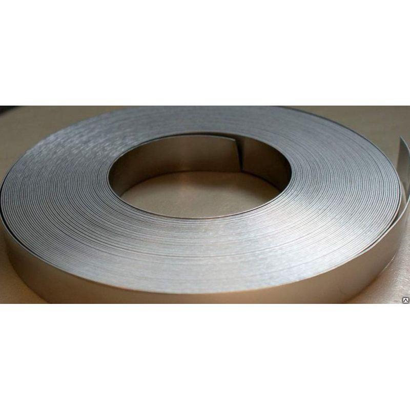 Band Blechband 1x6mm bis 1x7mm 1.4860 Nichrom Folie Band Flachdraht 1-100 Meter,  Nickel Legierung