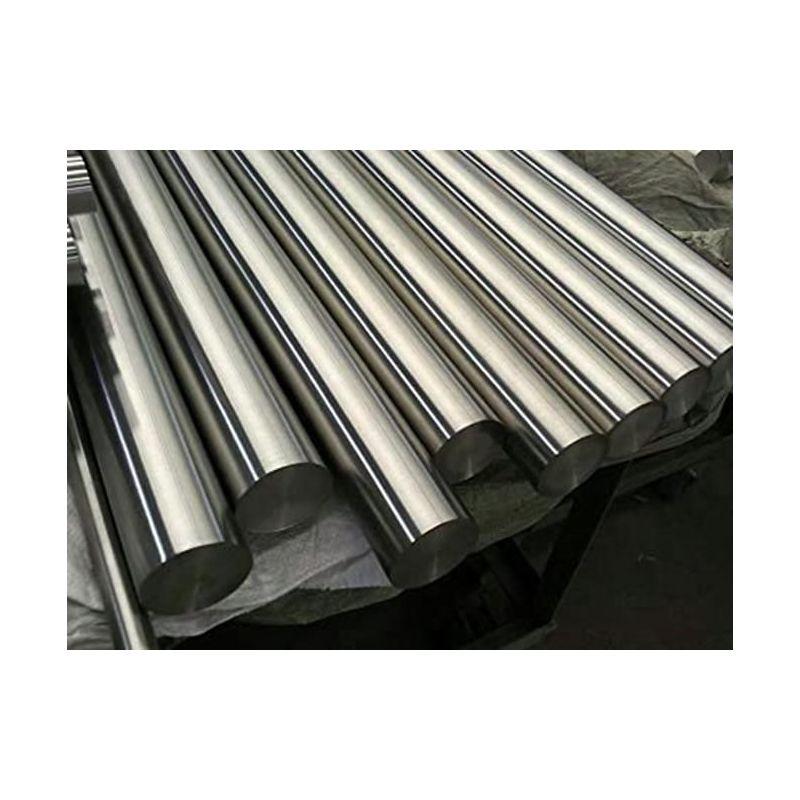 Nickel 200 Metall Rundstab 99,9% von Ø 2mm bis Ø 120mm Ni Element 28,  Nickel Legierung
