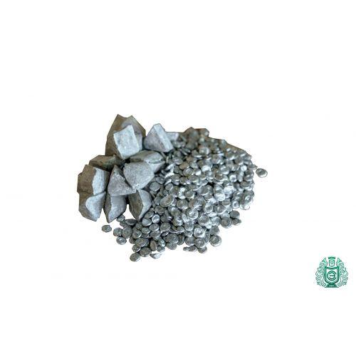 Zink Zn Reinheit 99.99% Rohzink rein Metall Element 30 Pyramieden 10gr-5kg,  Metalle Seltene