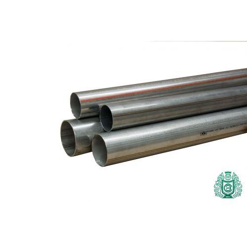 Edelstahlrohr 14x0.5mm 1.4541 Aisi 321 Rundrohr Metallbau Geländer 0.25-2 Wasserrohr,  Edelstahl