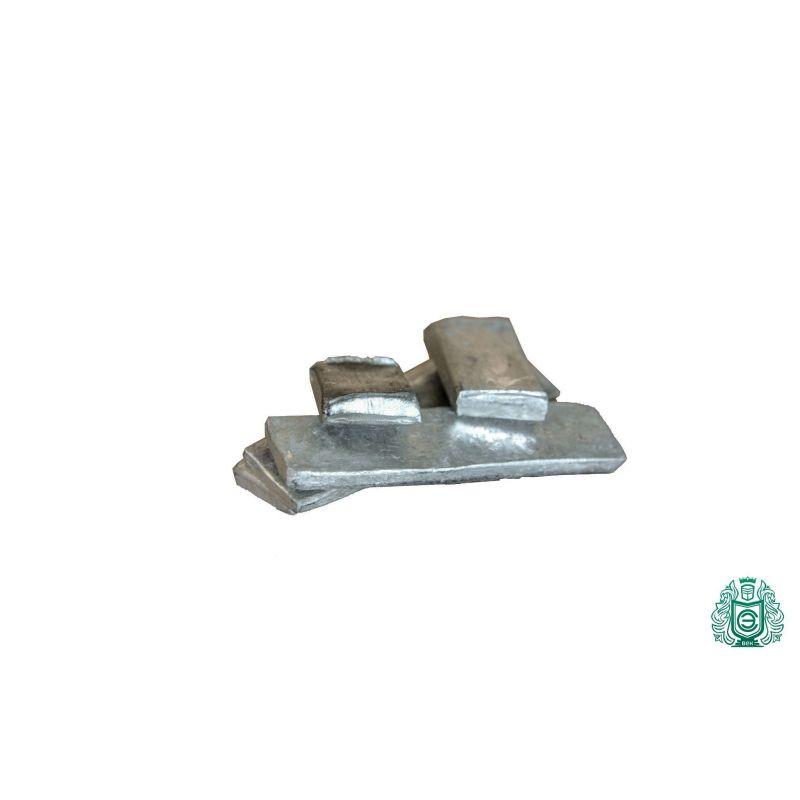 Indium 99.99% Barren von 1gramm bis 5kg ingot Element 49 Rein metall In (49),  Metalle Seltene