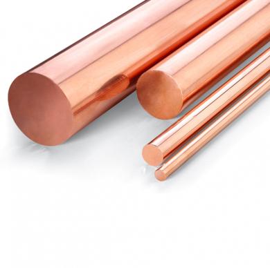 Kupfer Rundstab. Hauptanwendungsgebiete & Eigenschaften