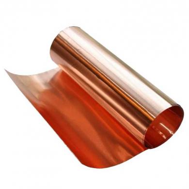 Kupferband. Kurz über das Produkt